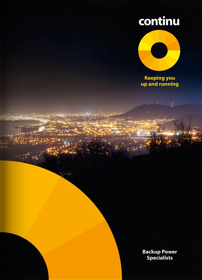 Continu UPS Corporate Brochure
