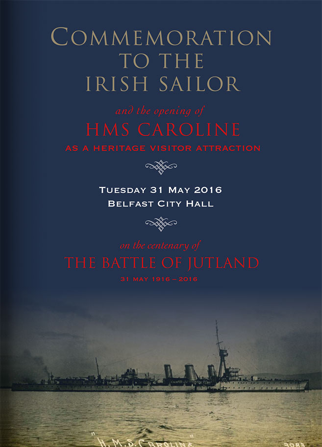 HMS Caroline 100th Anniversary Brochure