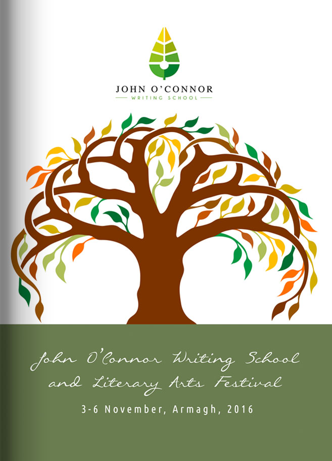 John O'Connor Literary Arts Festival Programme