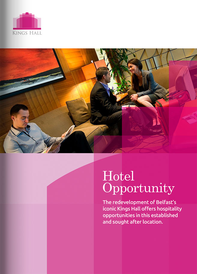 King's Hall Development Hotel Brochure