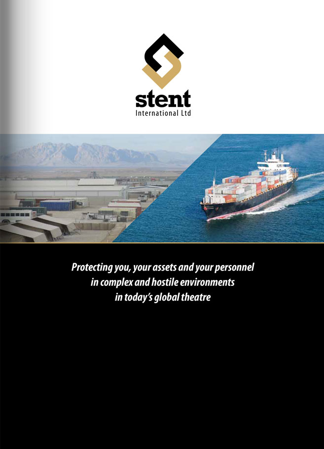 Stent International Security Corporate Brochure