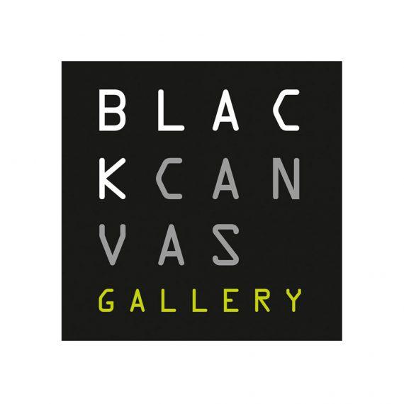 Black Canvas branding