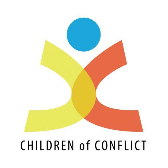 Children of Conflict branding