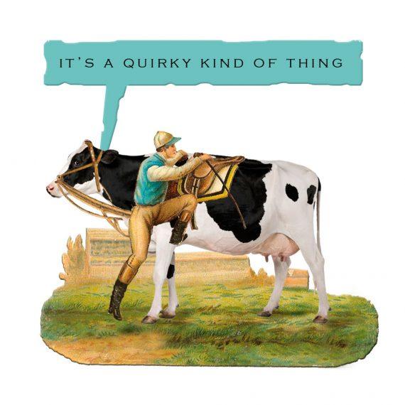 Cow Parade branding