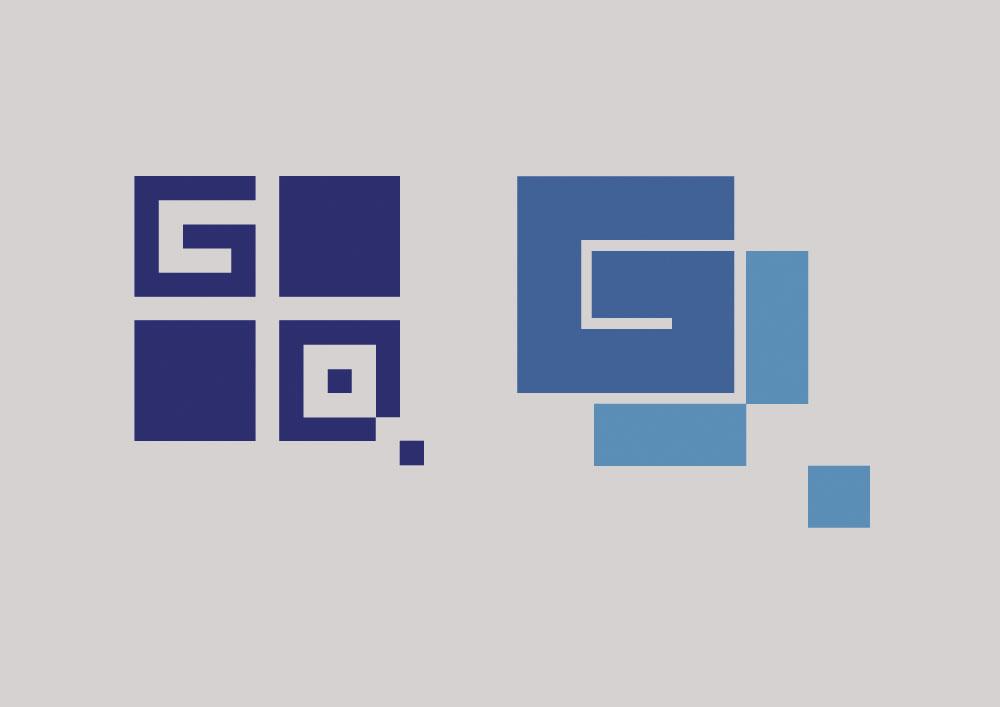 Grafton Quarter logo development