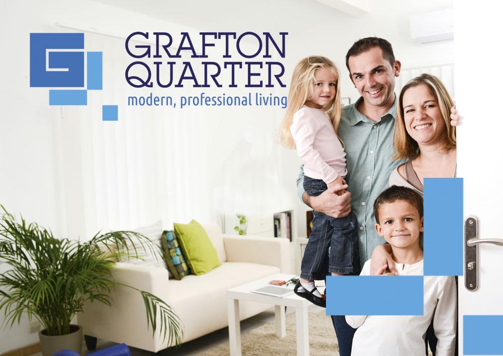 Grafton Quarter advertising