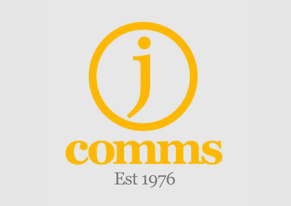 Jcomms brand identity