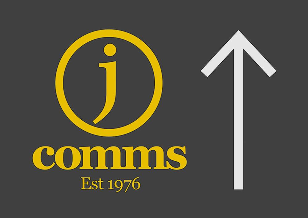 Jcomms signage