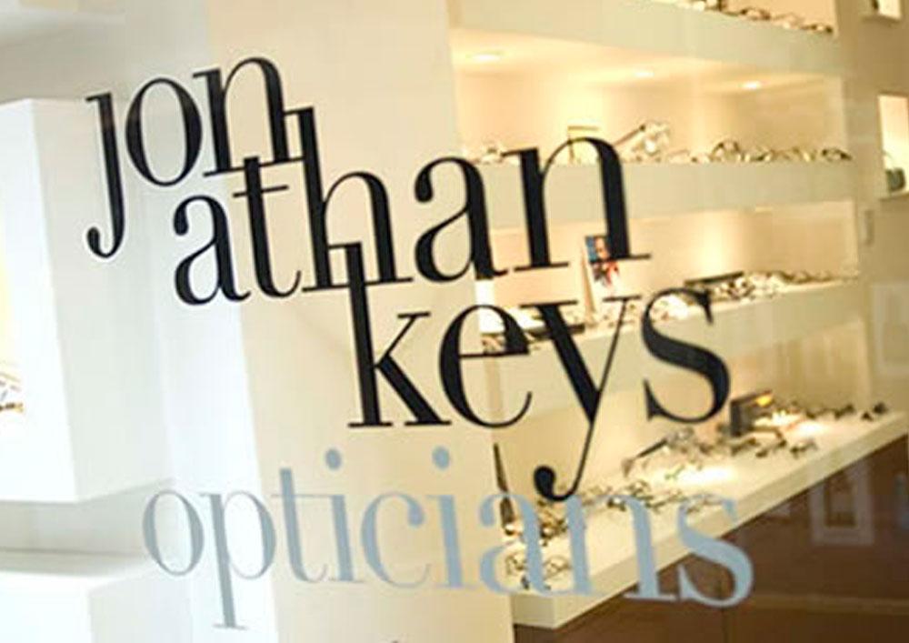 Jonathan Keys Opticians logo