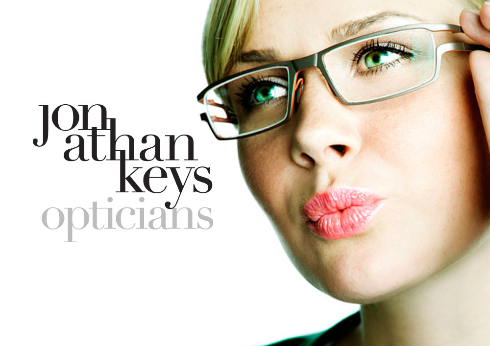 Jonathan Keys brand identity