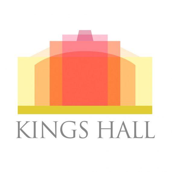 King's Hall branding