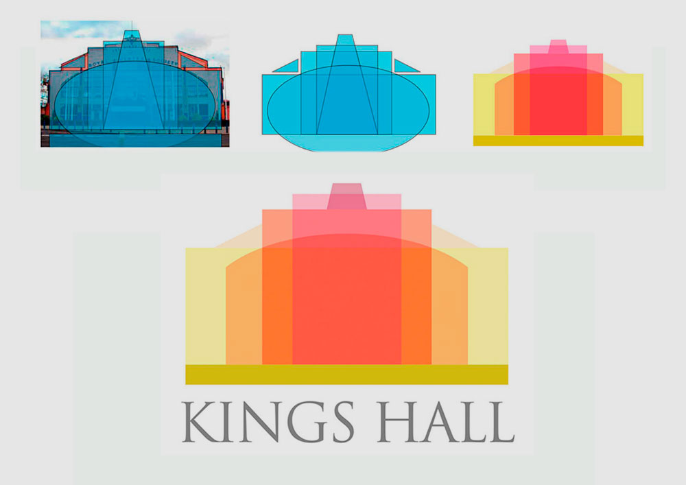 Knit And Stitch Show Kings Hall Belfast : AB3 Design Kings Hall branding