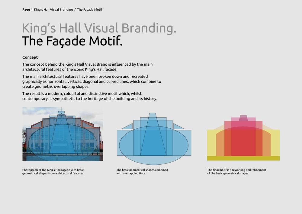 King's Hall Branding Guidelines