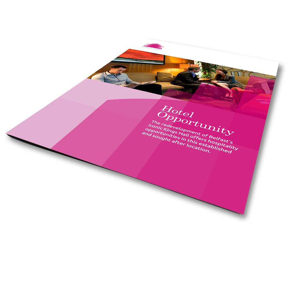 King's Hall Hotel Development Brochure