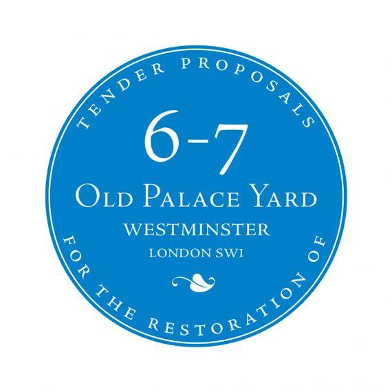 Old Palace Yard branding