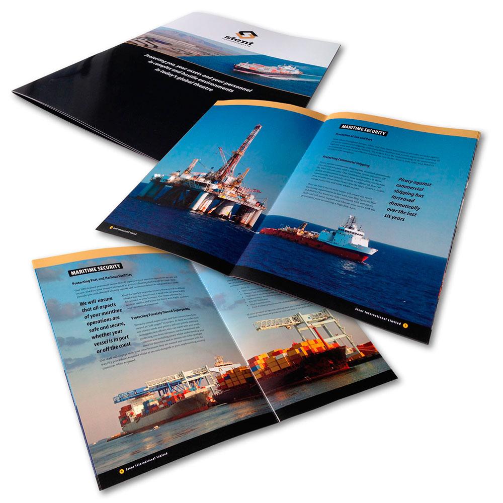 Stent International Corporate Brochure
