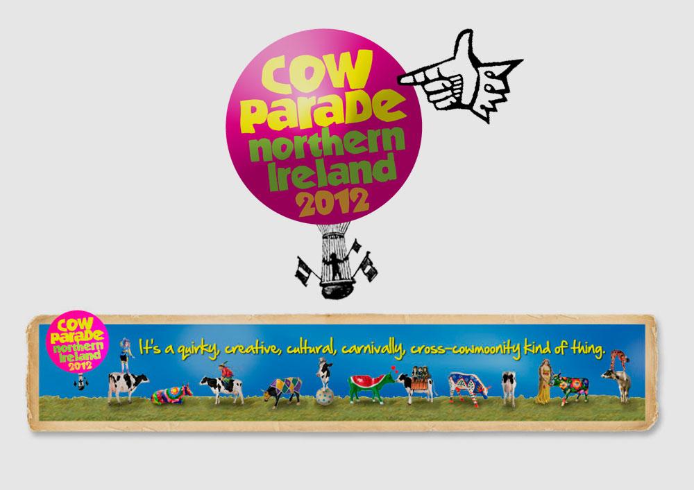 Cow Parade graphics