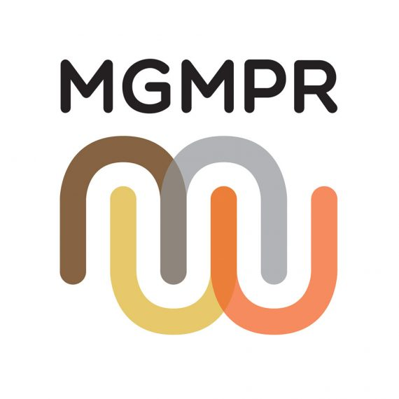 MGMPR branding