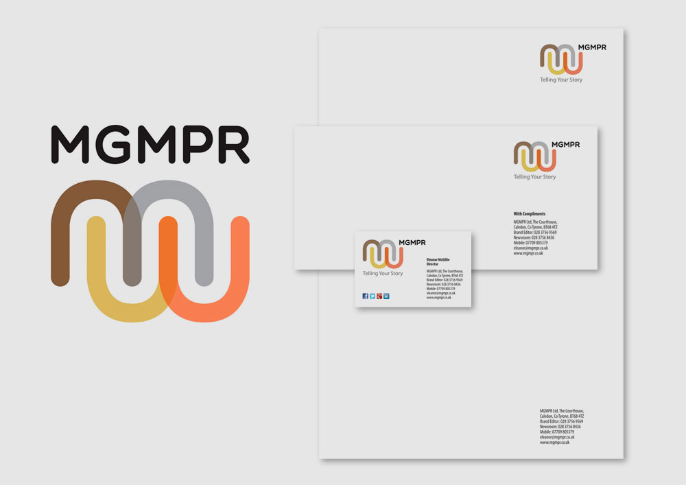 MGMPR stationery