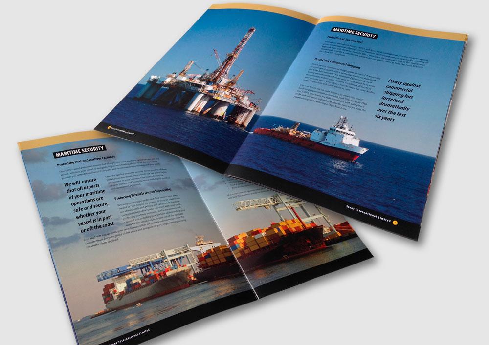 Stent International brochure