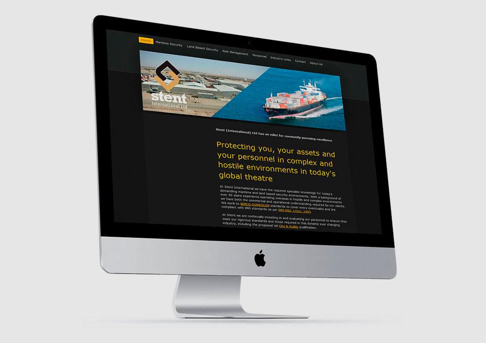 Stent International website