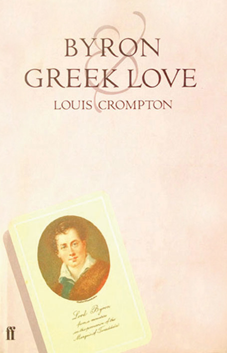 Byron and Greek Love