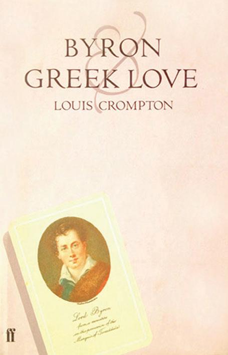 Byron and Greek Love