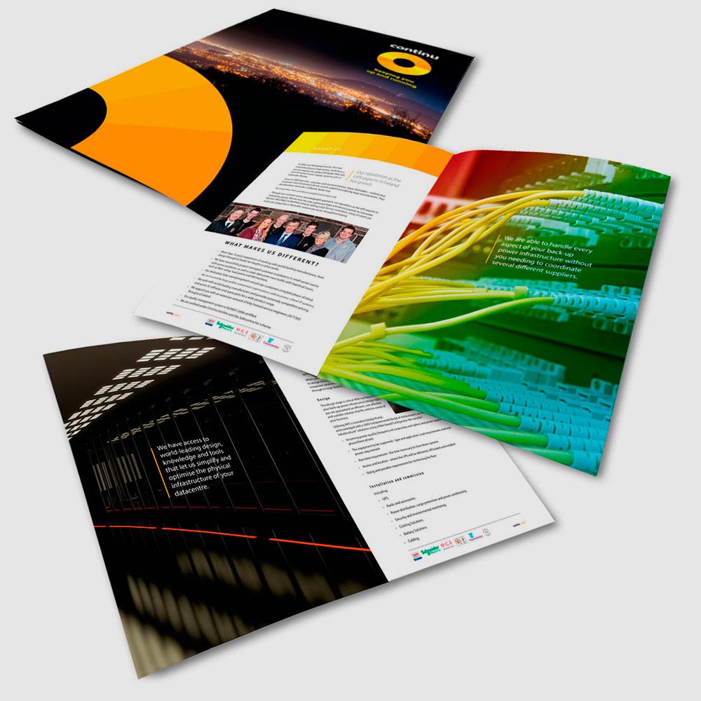 Continu corporate brochure