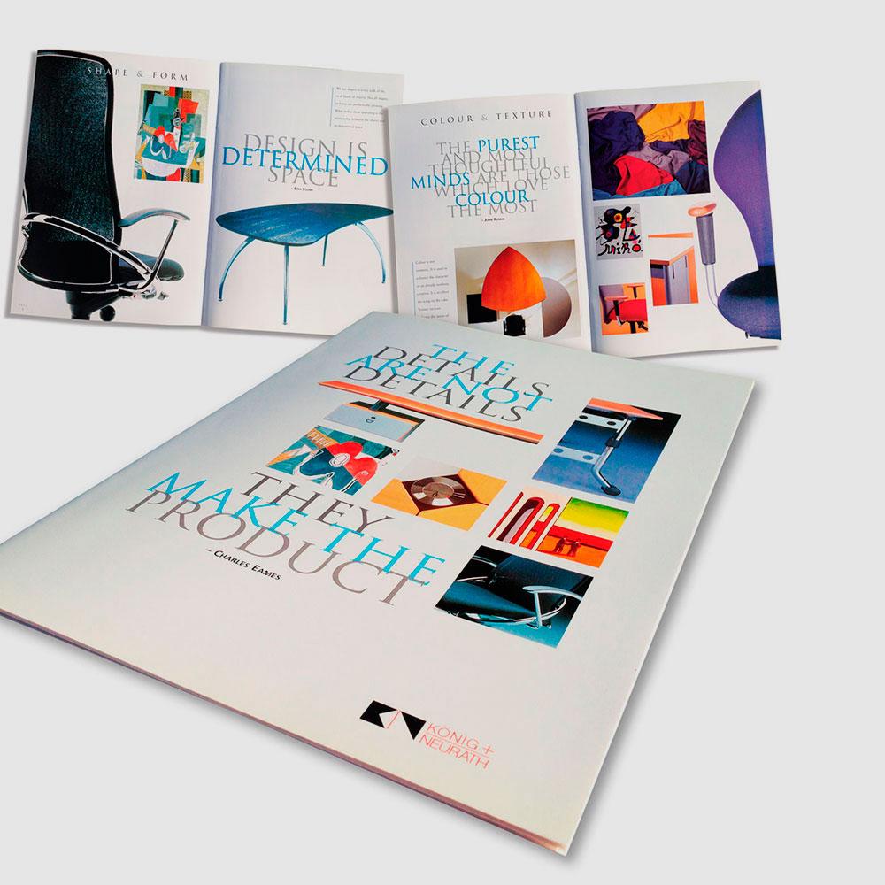 König & Neurath product brochure