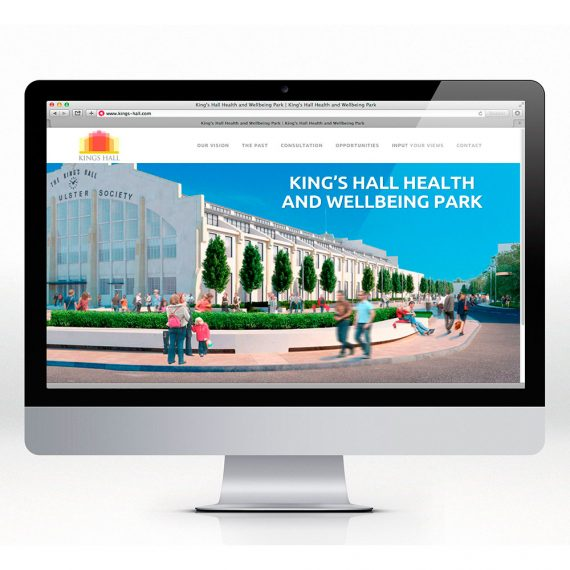 King's Hall website