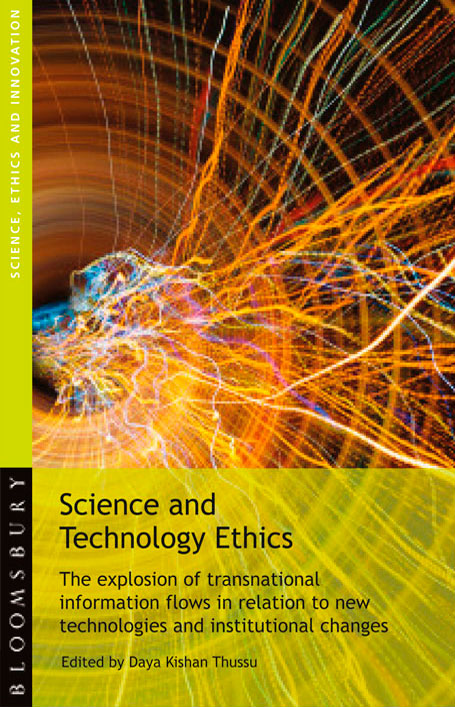 Science and Technology Ethics
