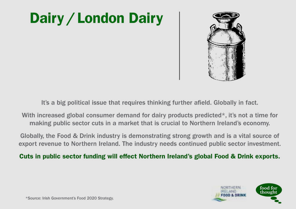 NI Food & Drinks Assoc.